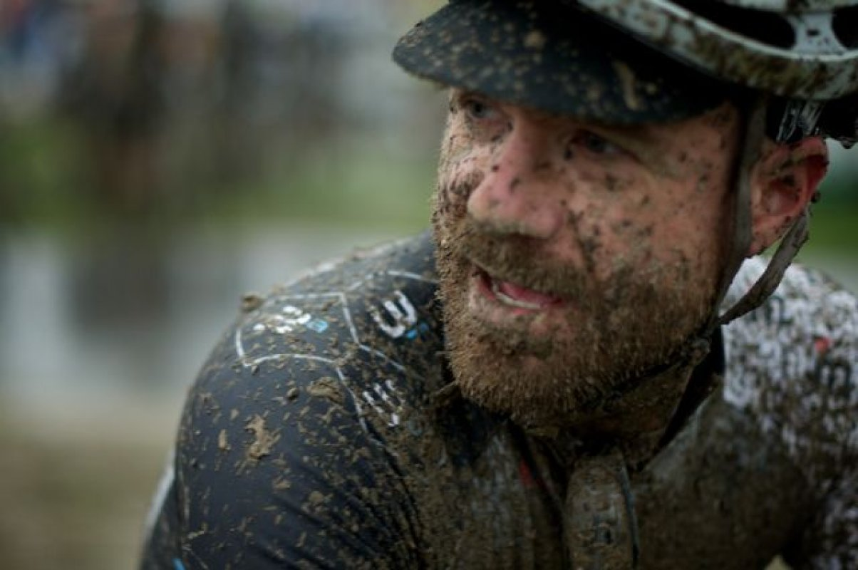 Mud covered and loving it © Matthew J. Clark/www.strfilms.com