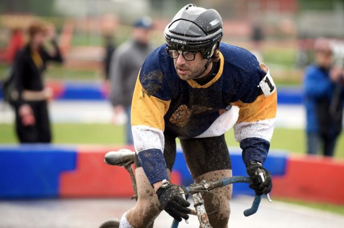 Hockey, Cyclocross\' not so distant cousin © Matthew J. Clark/www.strfilms.com