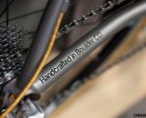 Mosaic builds its frames in Boulder, Colorado, in titanium or st