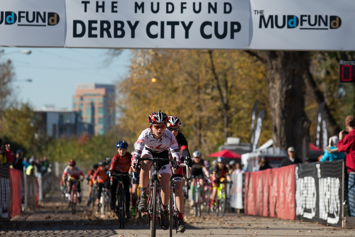 The Mud Fund Derby City Cup hosted several junior categories. © Wil Matthews