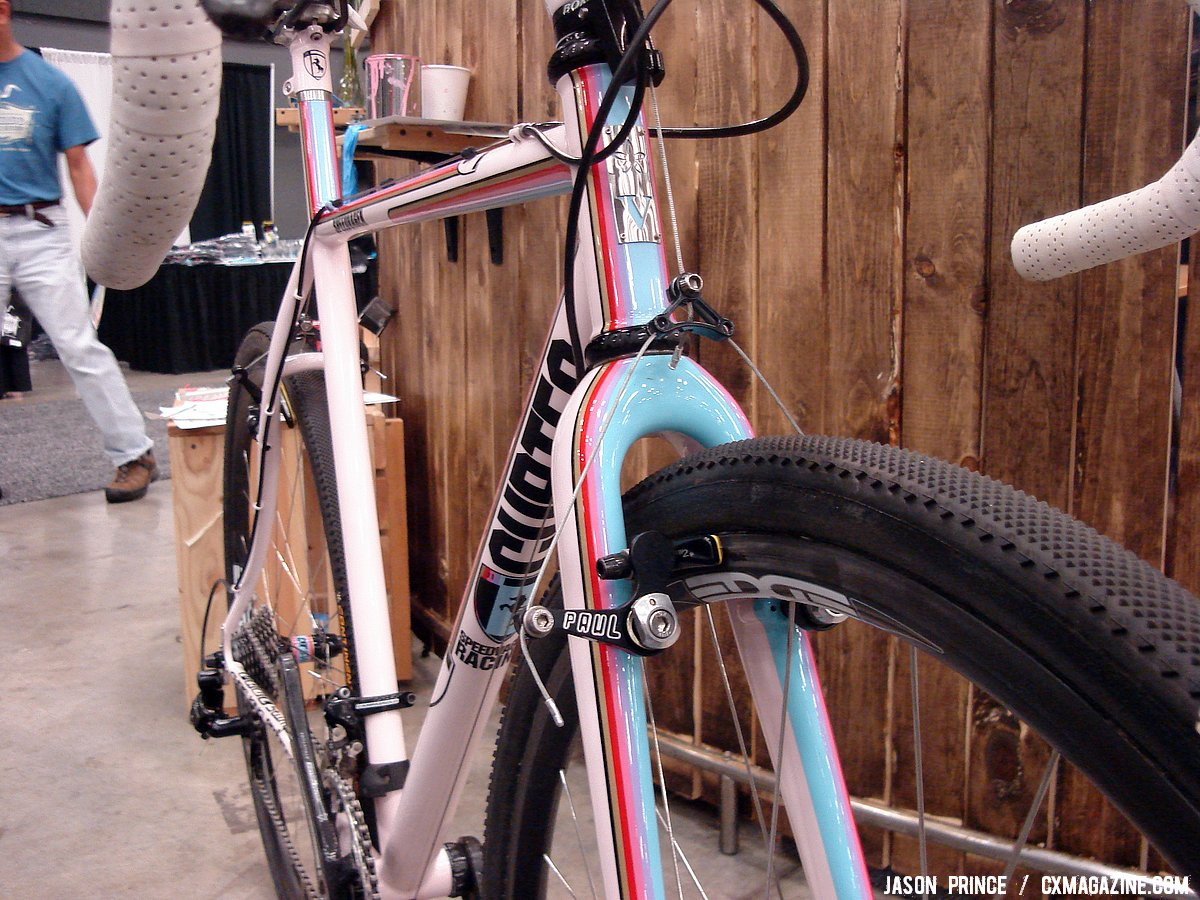 This Speedvagen colorway turned a lot of heads ©Jason Prince