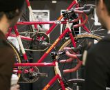 Richard Sachs' bikes are always a draw, but barely change from year to year.  Nahbs 2012. ©Cyclocross Magazine