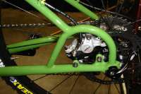Hunter Disc Brake Mount