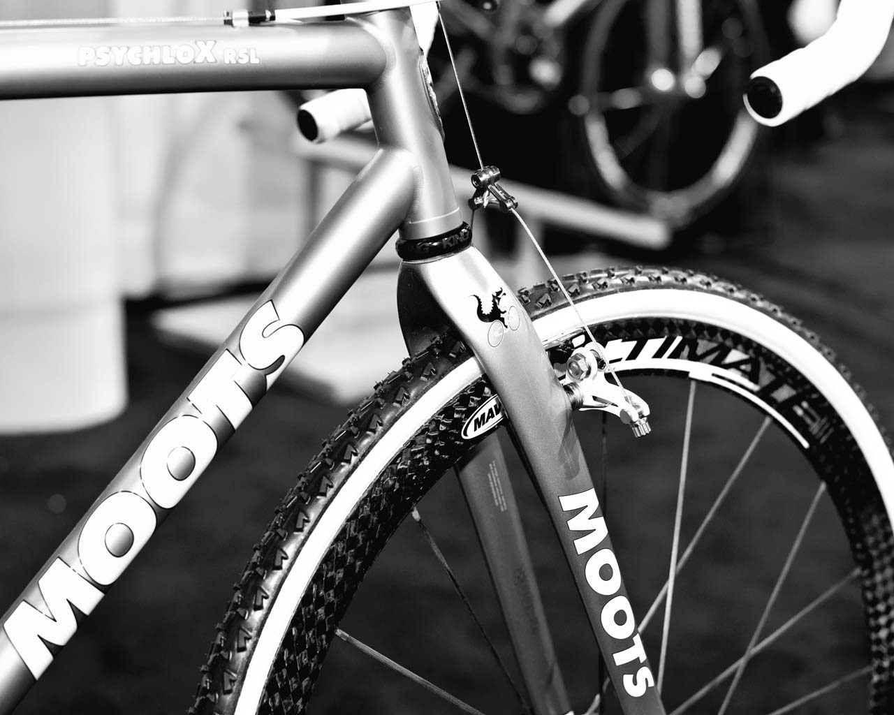 Moots PsychloX - always a pleasure to see again. ? Bill Schieken/www.cxhairs.com