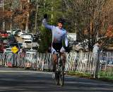 Matt Schriver takes his first UCI 'cross win.  ©Shane Orr