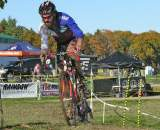 New Gloucester, Maine Verge Cyclocross, 2009