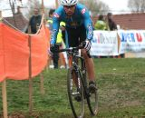 Craig Richey on the course. ©Renner Custom CX Team