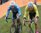 Richey makes his way through the field. ©Renner Custom CX Team