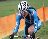 Gabby Day finished third. ©Renner Custom CX Team