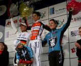 The women's podium. ©Renner Custom CX Team