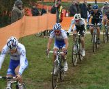 The men's chase group. ©Renner Custom CX Team