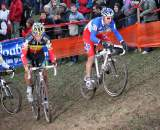 The chasers pursuing Stybar and Albert. ? Bart Hazen