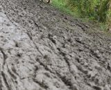 A racer fights through the muck. ©  Jeff Bramhall