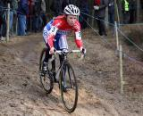 Van den Brand would finish second in Oostmalle. ? Bart Hazen