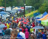 There was a festival atmosphere at OVCX race 3, Gun Club Cross . © Jeffrey B. Jakucyk