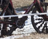 A typical bike in the Masters Men 40-44 race, 2013 Cyclocross World Championships. © Cyclocross Magazine