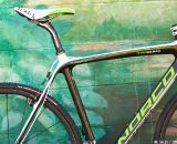 Norco Threshold with tapered steerer. © Joe Sales