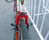 Cane Creek rear brakes © Cyclocross Magazine