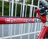 Challenge provides Grifos and later, Limus. © Cyclocross Magazine