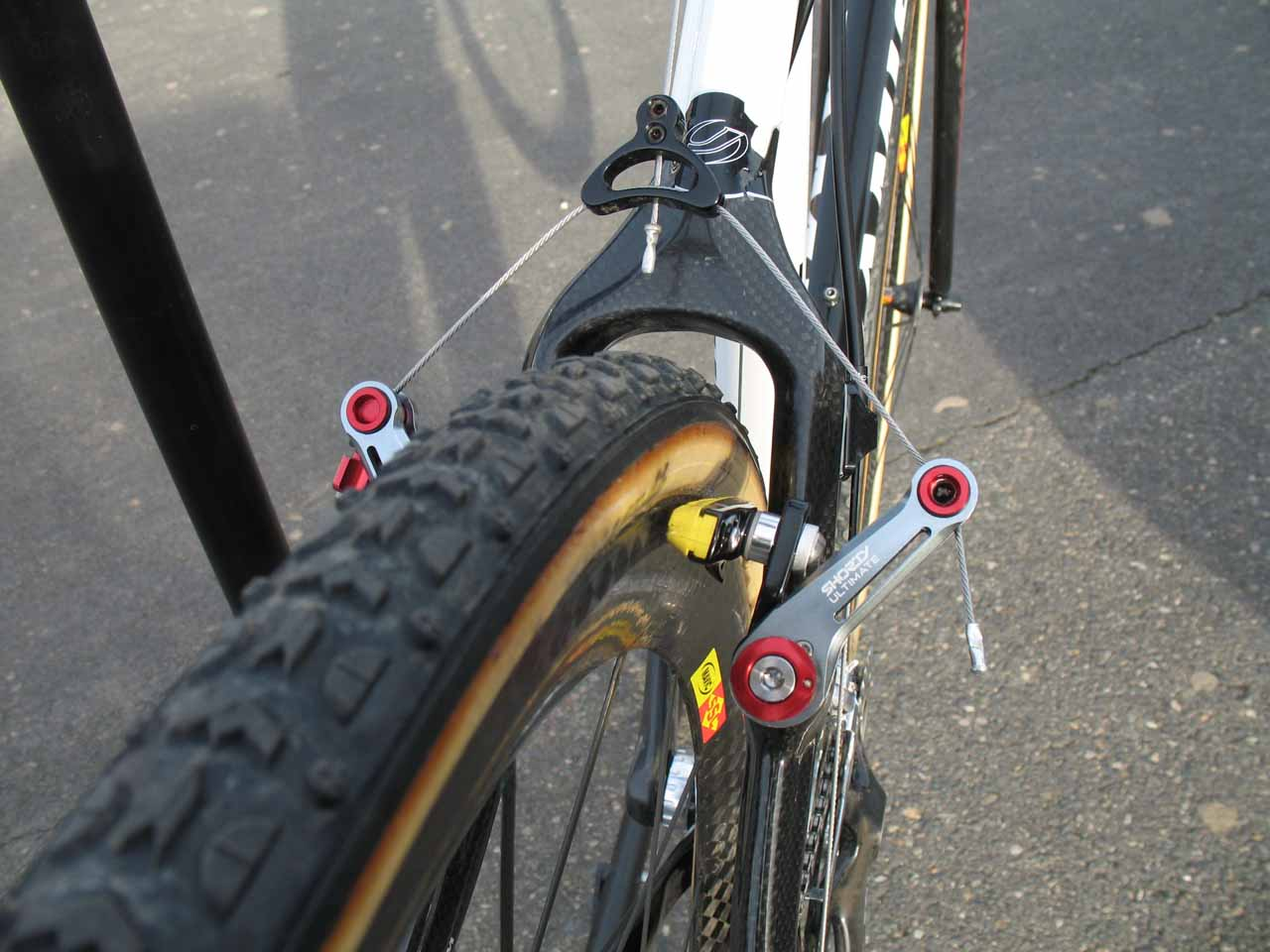 The Avid Shorty Ultimates are designed to provide a balance between power and adjustability. ? Cyclocross Magazine