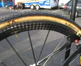 If you had Dugasts mounted on Mavic Cosmic Carbones, you'd label them too. ? Cyclocross Magazine