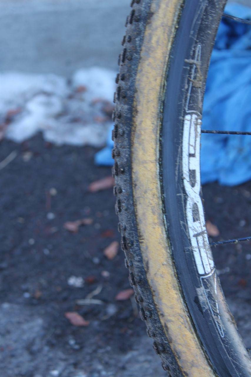 Challenge Grifo's are a popular choice for many conditions. © Cyclocross Magazine