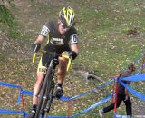 Crystal Anthony came in for third © Cyclocross Magazine