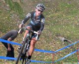 A tired Raleigh-Clement rider © Cyclocross Magazine