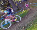 Myerson leads, Kaiser chases. © Cyclocross Magazine