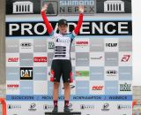 Anderson leads the women in the Shimano Series at Providence Day 2 2013. © Meg McMahon