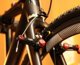 We're seeing a lot of race bikes come with the Avid Shorty Ultimate cyclocross cantilever brakes. © Cyclocross Magazine
