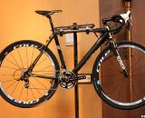 Raleigh expands its cyclocross line-up to a high-end carbon offering with the 2012 carbon RXC Pro.  © Cyclocross Magazine
