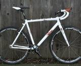 Raleigh's Rainier singlespeed cyclocross bike