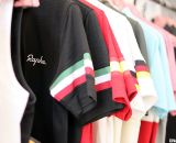 A wide variety of Rapha jerseys are waiting for you - if you can afford them. © Cyclocross Magazine