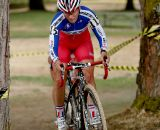 Rapha Focus GP: Caroline Mani was very strong in technical sections. © Doug Brons