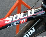 Solo was the name of the game for Gagne this weekend. © Cyclocross Magazine