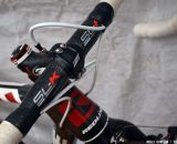 XLC Cork white bar tape completes the FSA handlebars. © Cyclocross Magazine