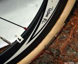 Challenge Team Edition tires.  © Cyclocross Magazine