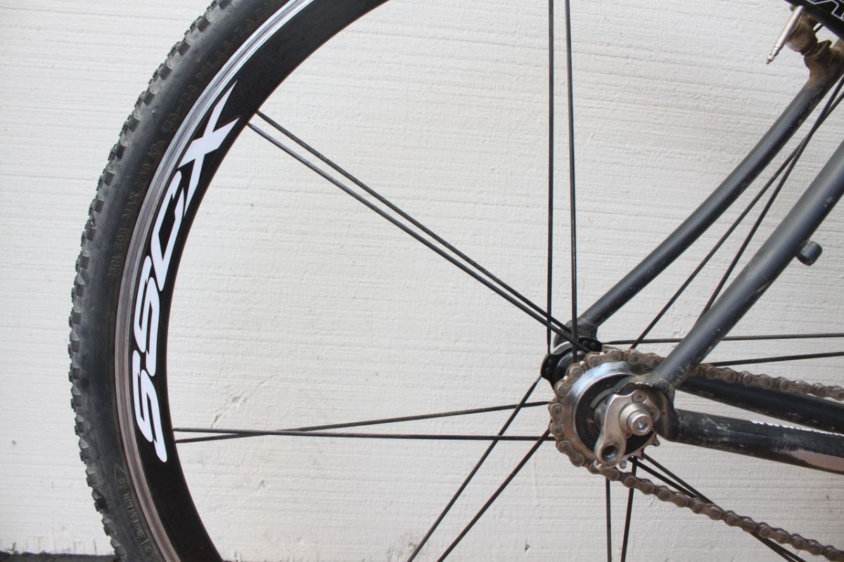 The SSCX label makes it clear you're serious about single speed cross. © Cyclocross Magazine