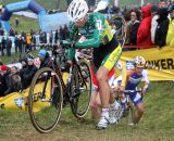 Sven Nys had to settle for 7th today