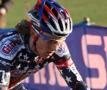 Cody Kaiser was the lone US junior in Roubaix. ? Bart Hazen
