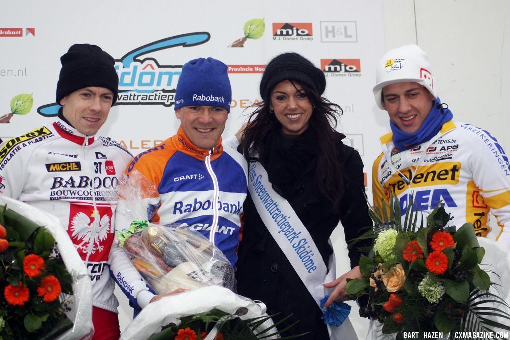 Mens Podium © Bart Hazen