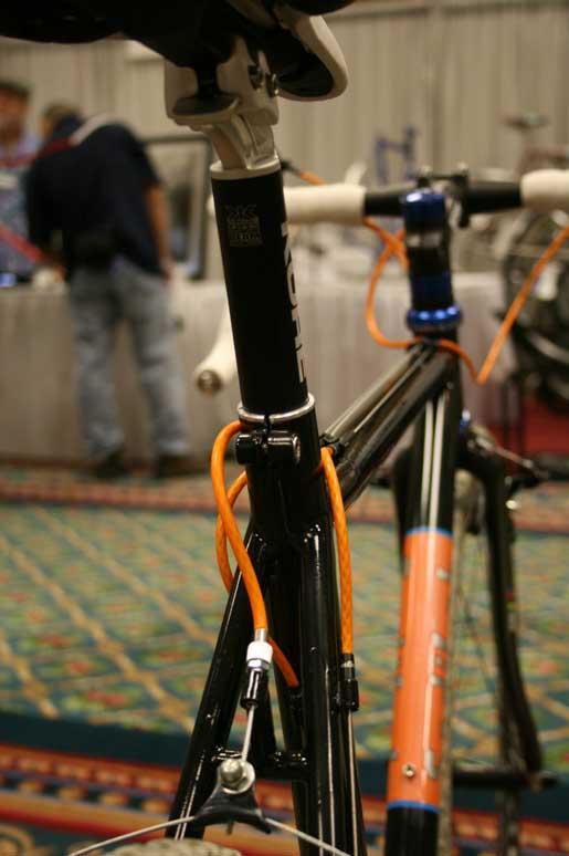 SadiLah Handmade Framesets - Cyclocross