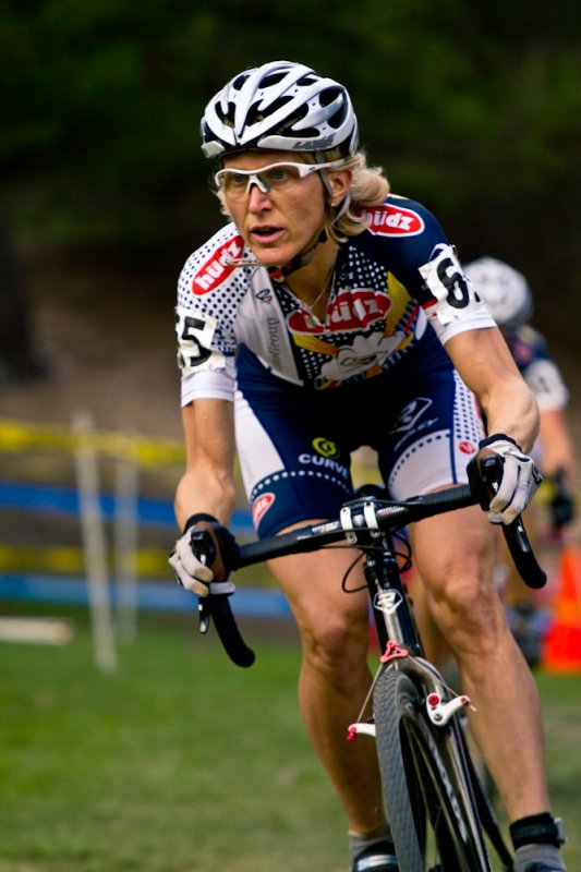 Hudz-Subaru ruled the women\'s race. © M. Rock