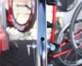 The Zipp 101 rim weighs 430g, measures 22.5mm at the braking surface, and is claimed to be the most aero aluminum rim available. ? Cyclocross Magazine