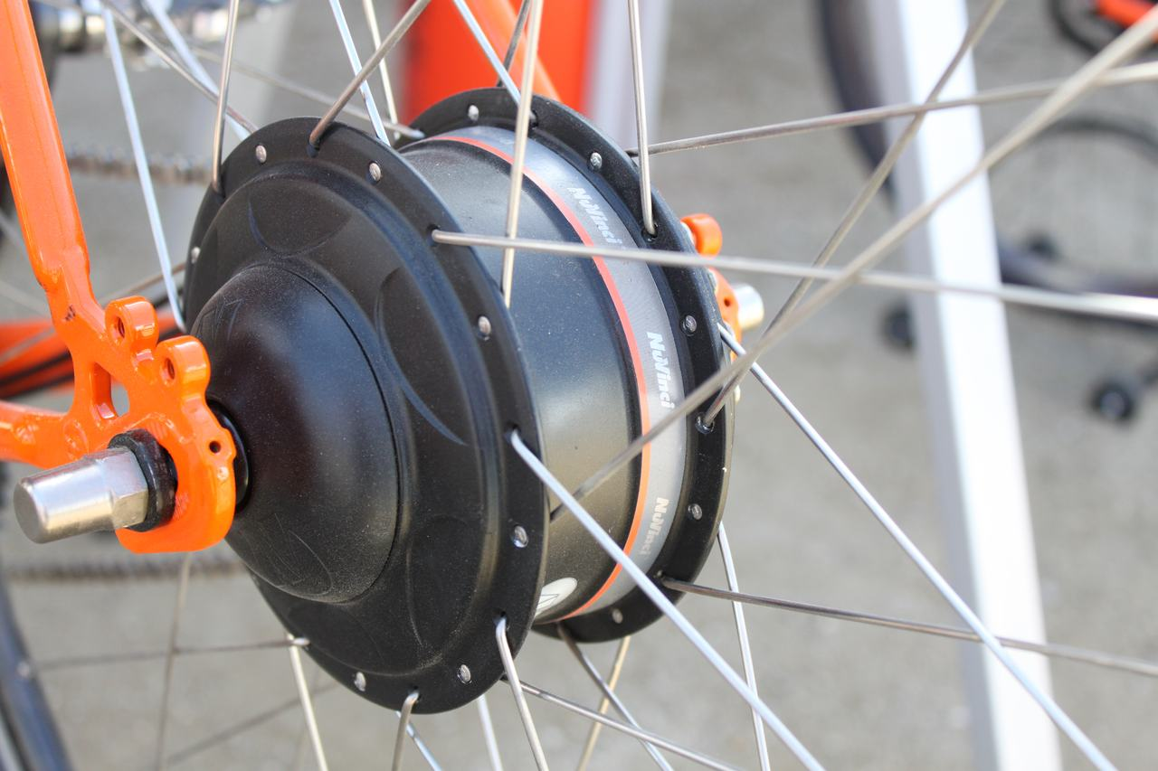 The N360 offers a clean look and is maintenance free ? Cyclocross Magazine