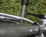 Nothing like brushed titanium on a gorgeous day ? Cyclocross Magazine