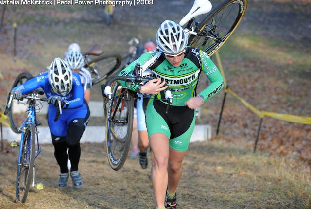 Lead women take the barriers ? Natalia McKittrick, Pedal Power Photography
