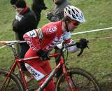 Troy Wells makes his way through the mud - Sint Niklaas, Belgium, January 2, 2010.  ? Dan Seaton