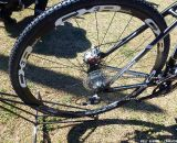 Felt's new disc brake-equipped model. © Cyclocross Magazine